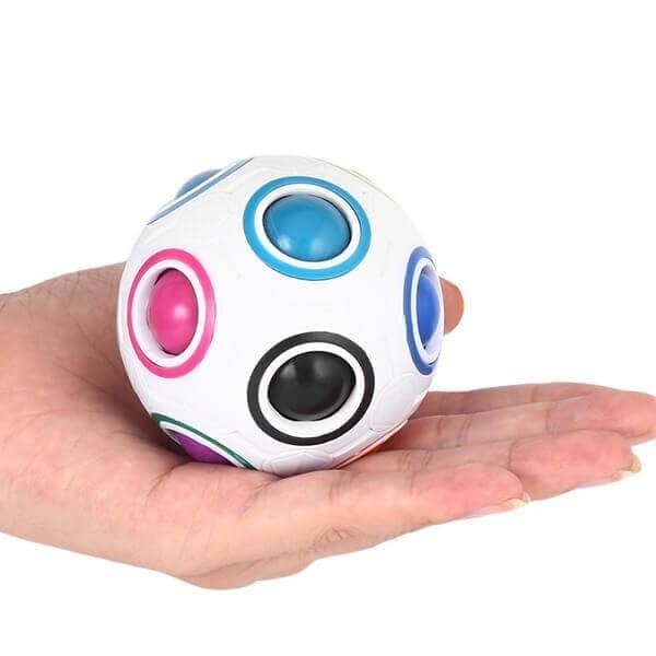 Σφαίρα Παζλ Τύπου Ρούμπικ - Spanish Spherical Magic Ball