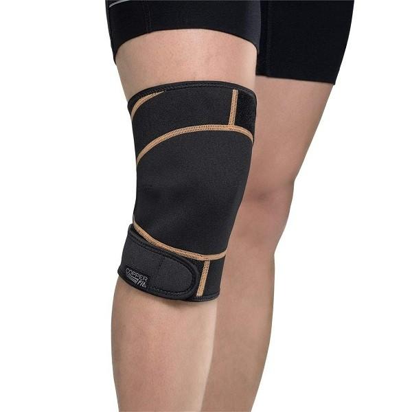 Επιγονατίδα Συμπίεσης με Gel Copper Fit Rapid Relief Knee
