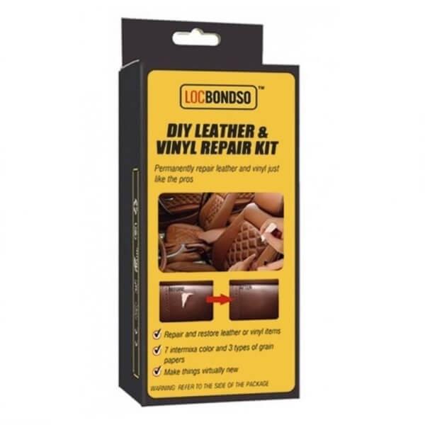 Κιτ Επισκευής Δερμάτων και Βινυλίου Leather and Vinyl Repair Kit