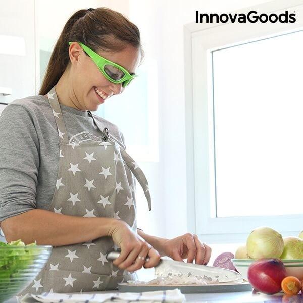 Προστατευτικά Γυαλιά για να Κόβετε Κρεμμύδια InnovaGoods