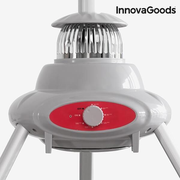 Φορητό Ηλεκτρικό Στεγνωτήριο Ρούχων 1000W InnovaGoods