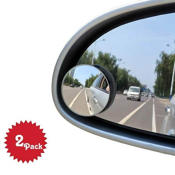 Καθρέφτης αυτοκινήτου για τις νεκρές γωνίες Σετ 2 τεμαχίων