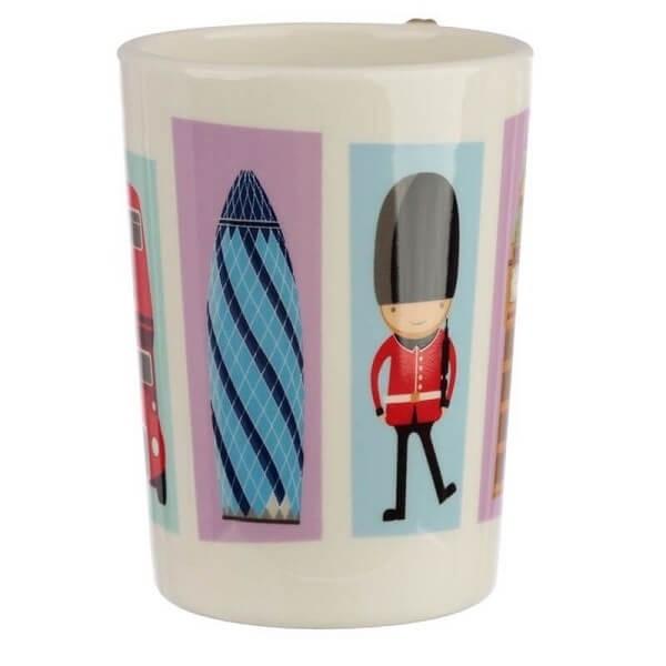 Κούπα με λαβή σε σχήμα Queen Elizabeth - Queen Elizabeth Mug