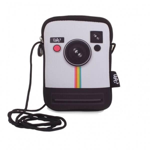 Τσαντάκι σε σχήμα Φωτογραφικής Μηχανής - Polaroid Mini Bag
