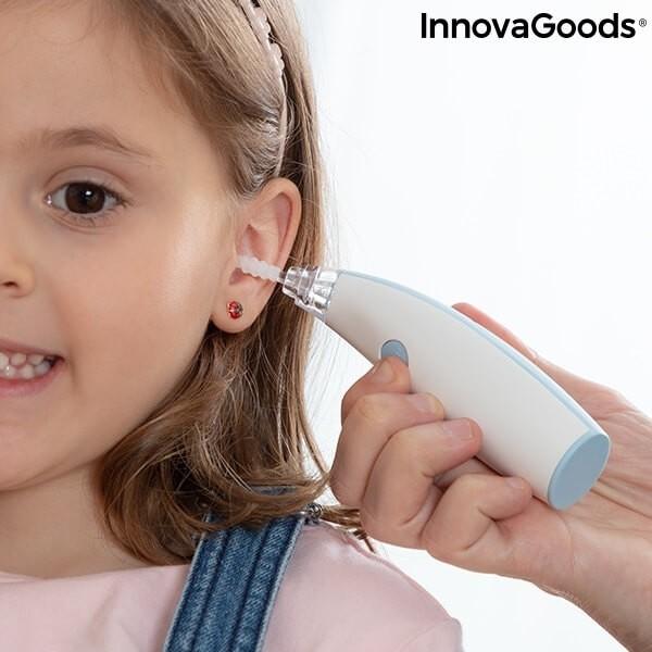 Επαναχρησιμοποιήσιμο Hλεκτρικό Kαθαριστικό Aυτιού Clinear