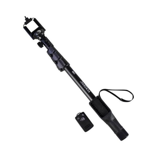 Selfies Stick MonoPod με Bluetooth - Μονόποδο Κάμερας YT-1288
