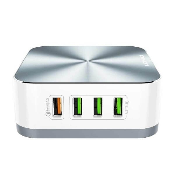 Φορτιστής με 8 Θύρες USB 10A LDNIO A8101 - Λευκό