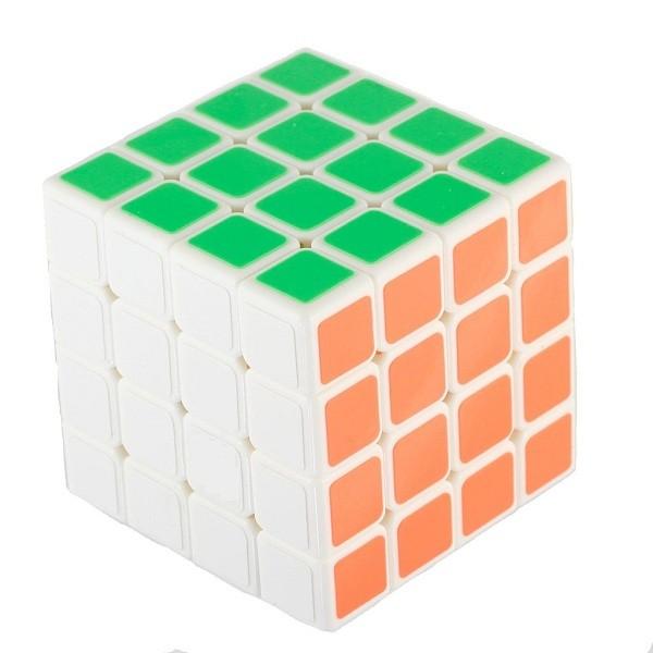 Λευκός Κύβος του Ρούμπικ 4Χ4 - White Rubik Cube Standard Size